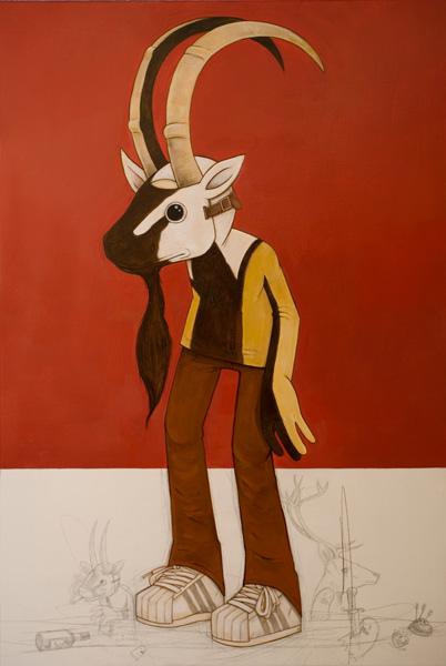 Wild-Goat